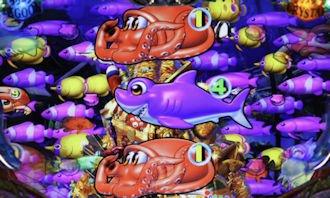 パチンコ 大海物語4 魚群予告